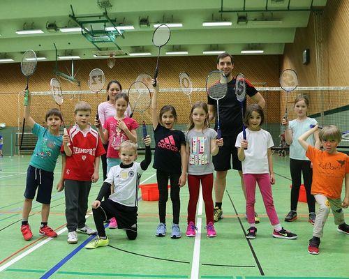 Kooperation Badminton