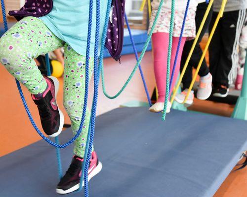 Feiert mit uns einen sportlichen Kindergeburtstag